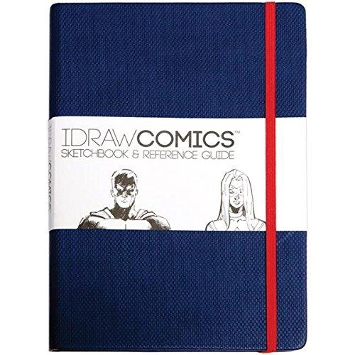 IDRAW Comics Sketchbook $20