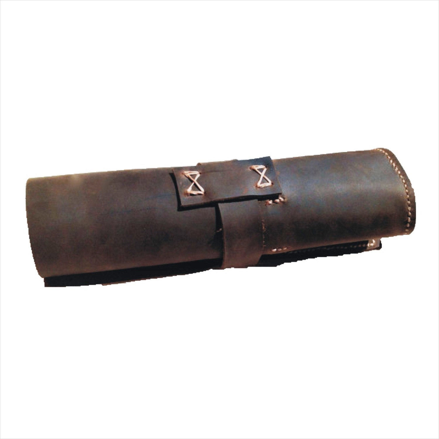 Leather Pencil Roll $60
