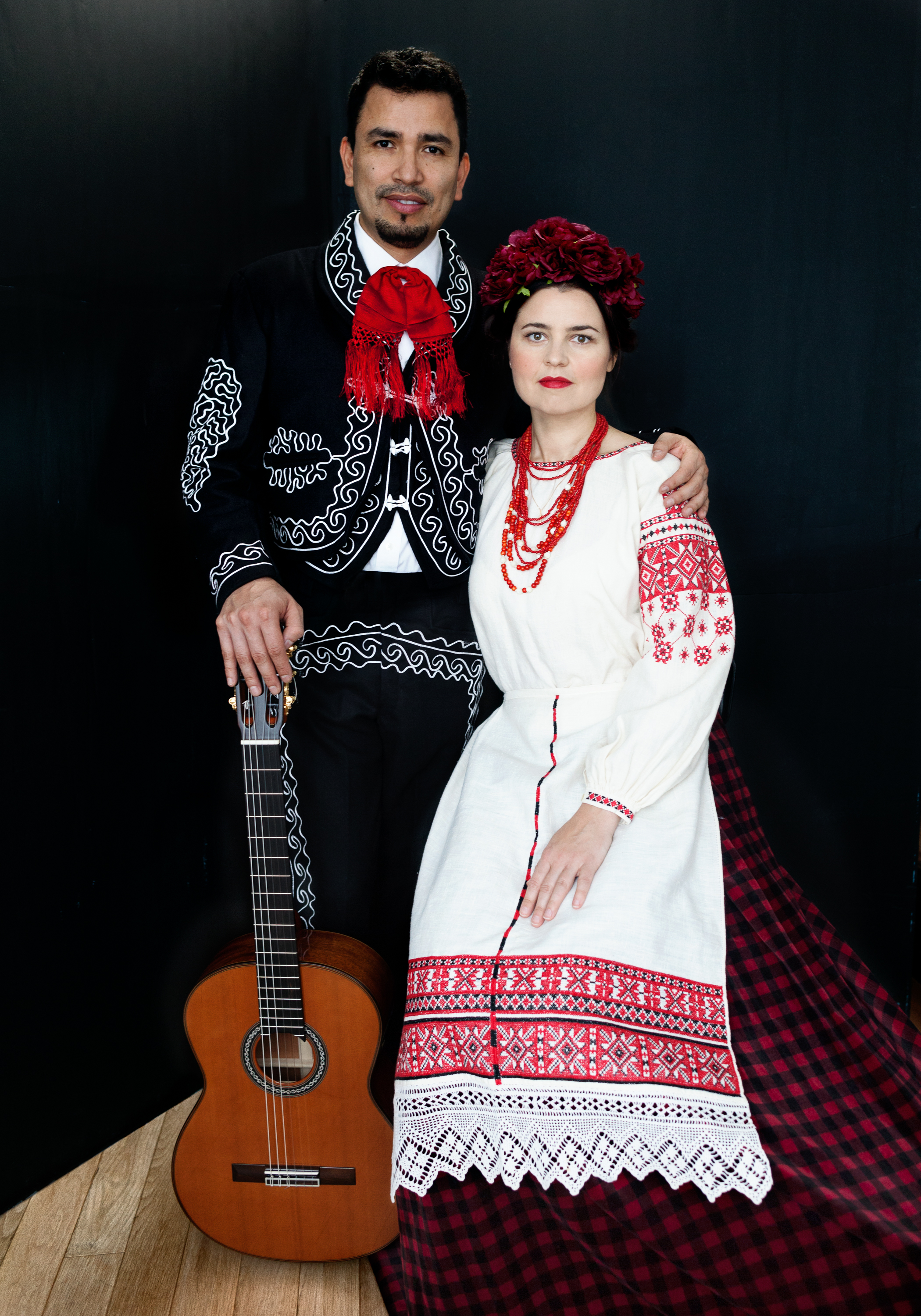 Mexico and Belarus are getting hitched!