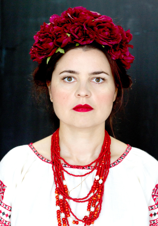 Traditional Belarusian Costume.