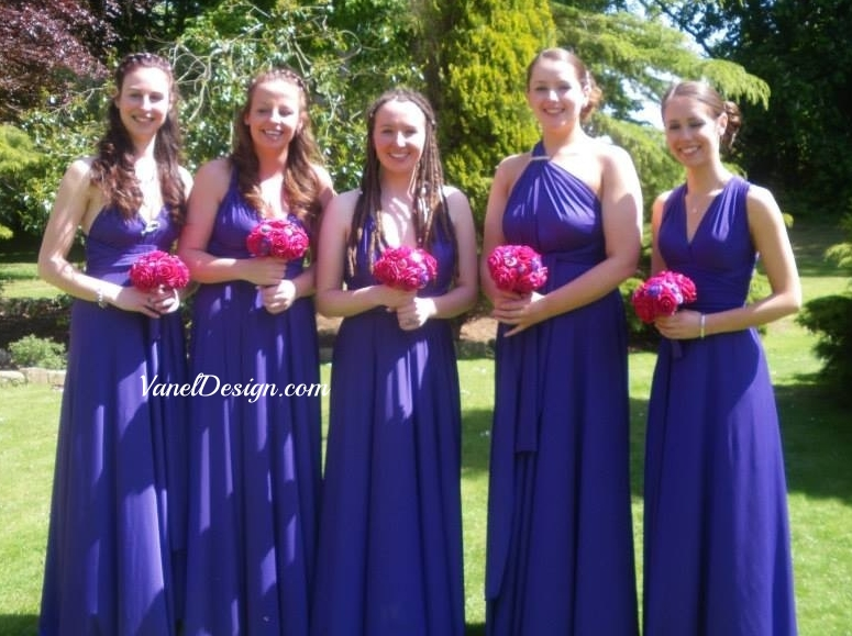 Purple Bridesmaid Dress.JPG