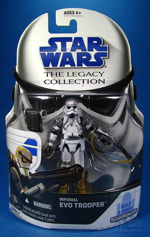 Rebel Scum- Hasbro's Legacy Collection Line
