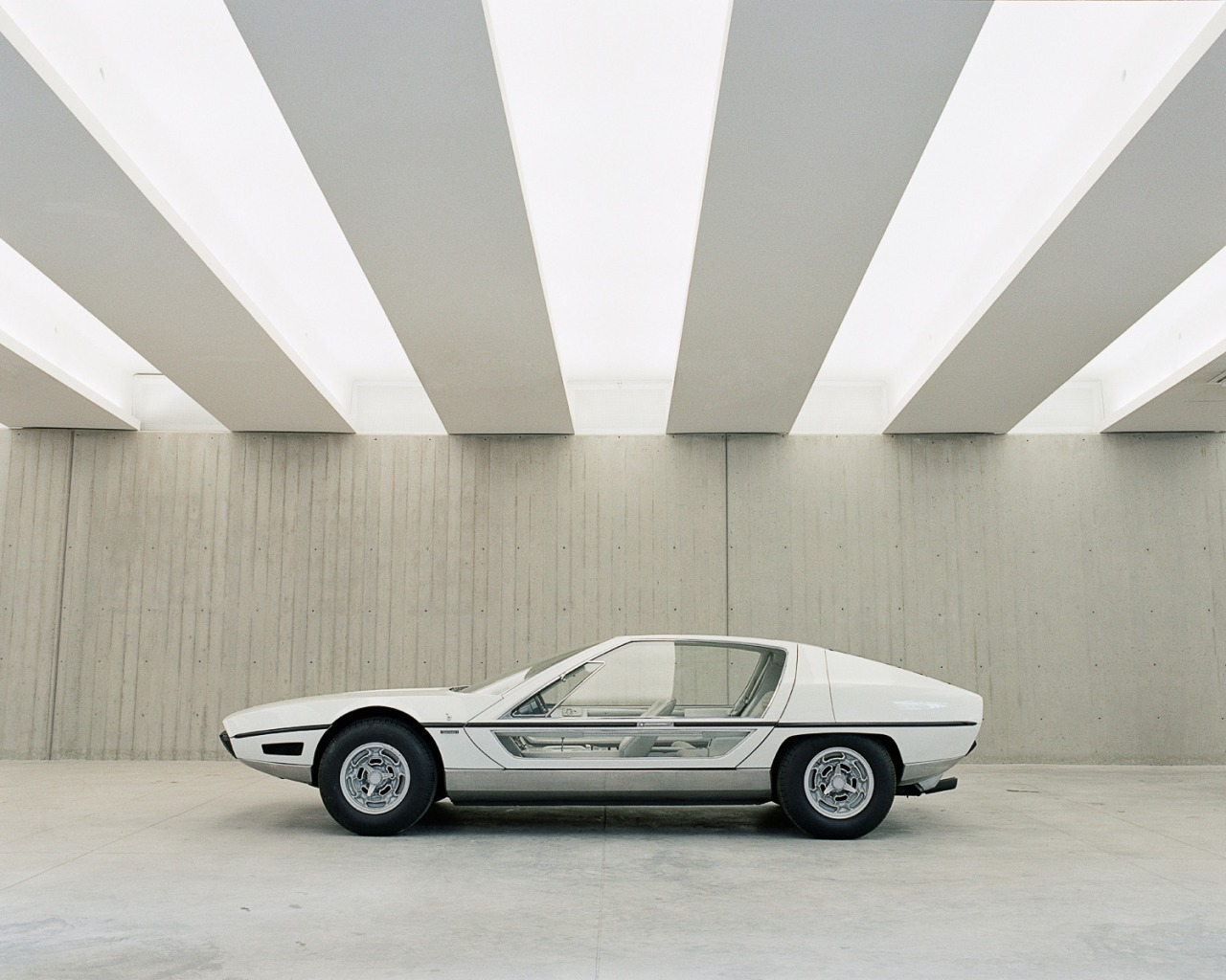 Lamborghini Marzal,Bertone 1967