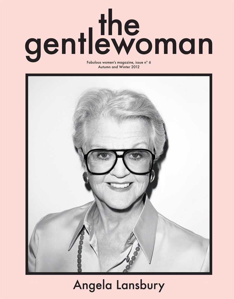 The Gentlewoman - Cover