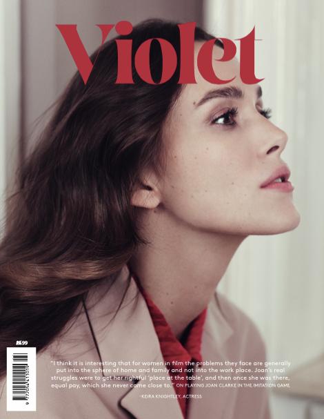 Violet magazine, Issue 3
