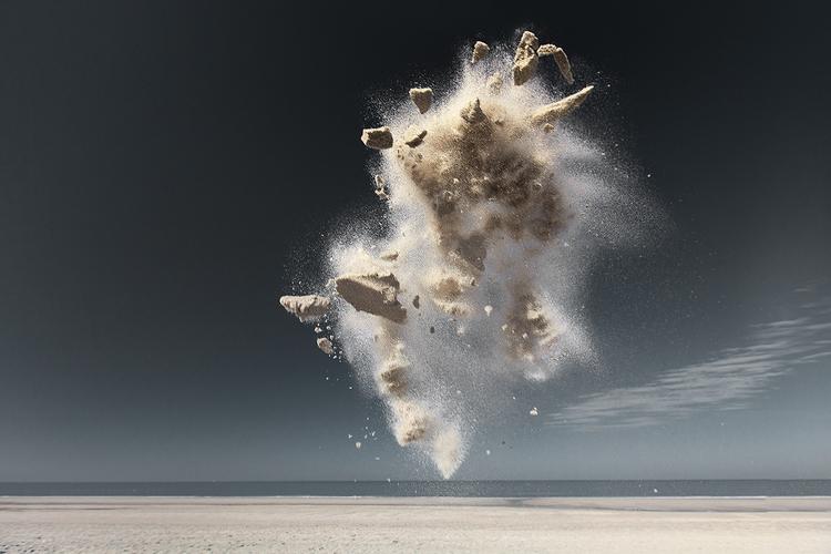 Sand Creatures, Claire Droppert