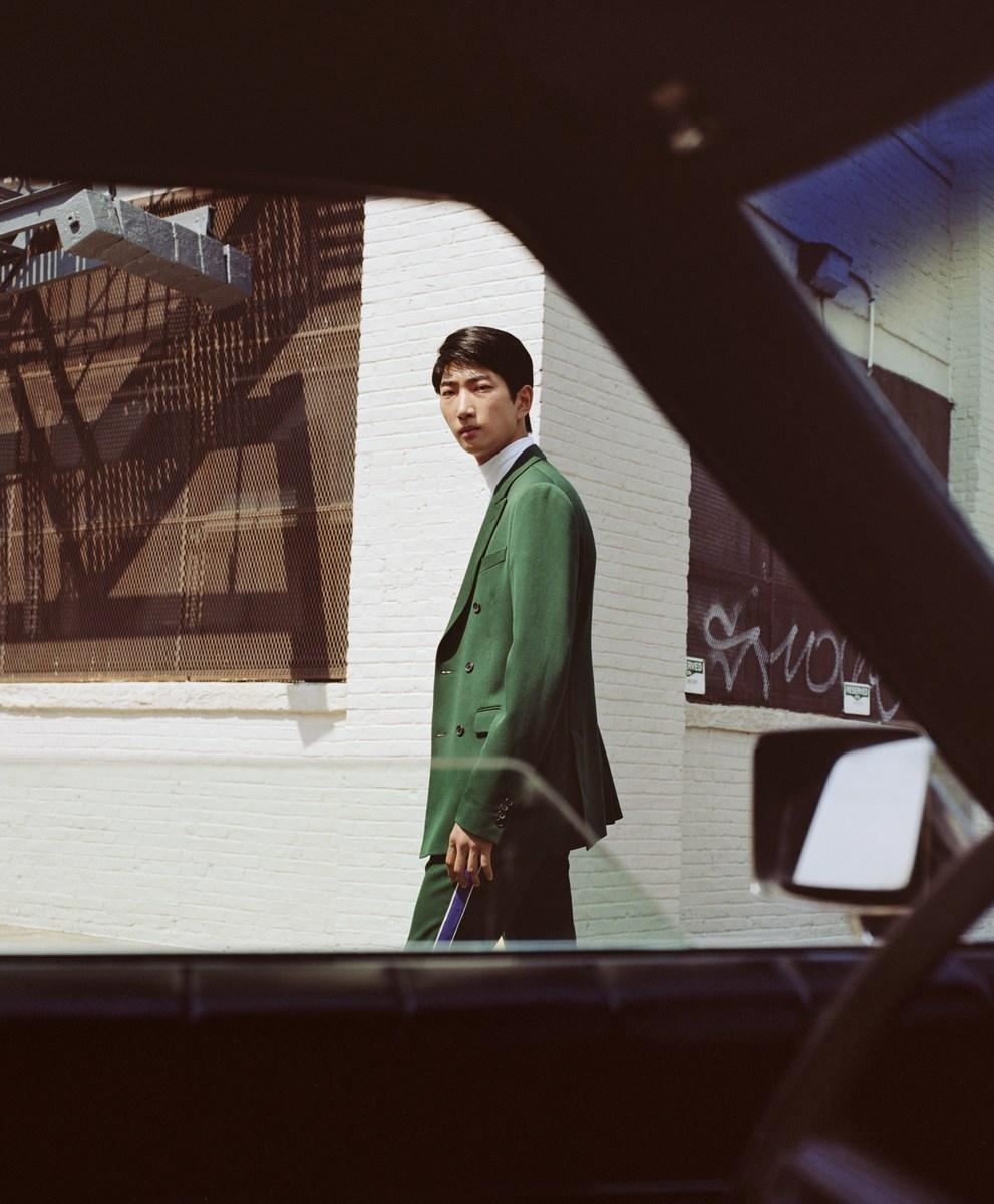 Bom Chan Lee by Mark Kean for T Magazine, September 2017