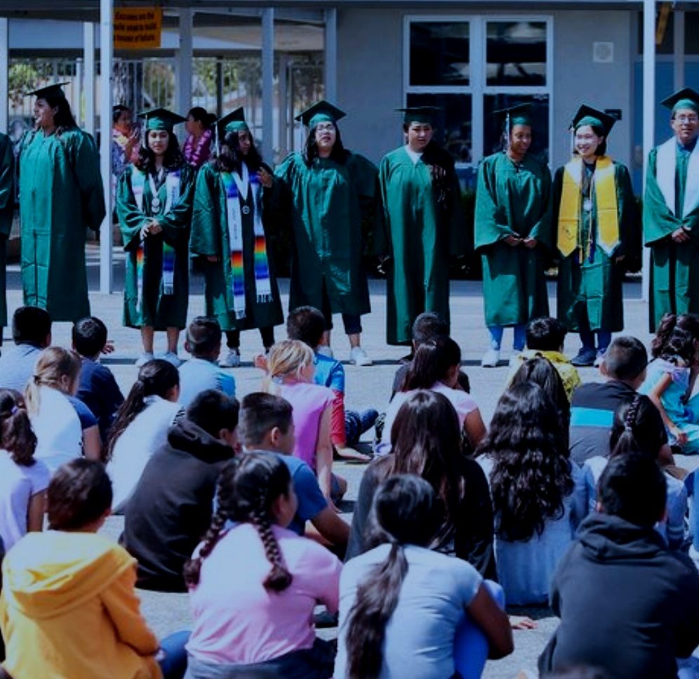 - Your recent grads are the near-peer college advocates and volunteers that will inspire students.