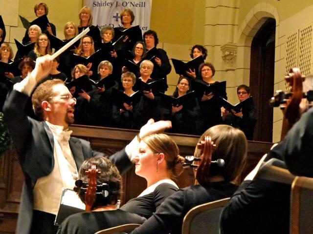 Mahler No. 2, Maestro Schrickel