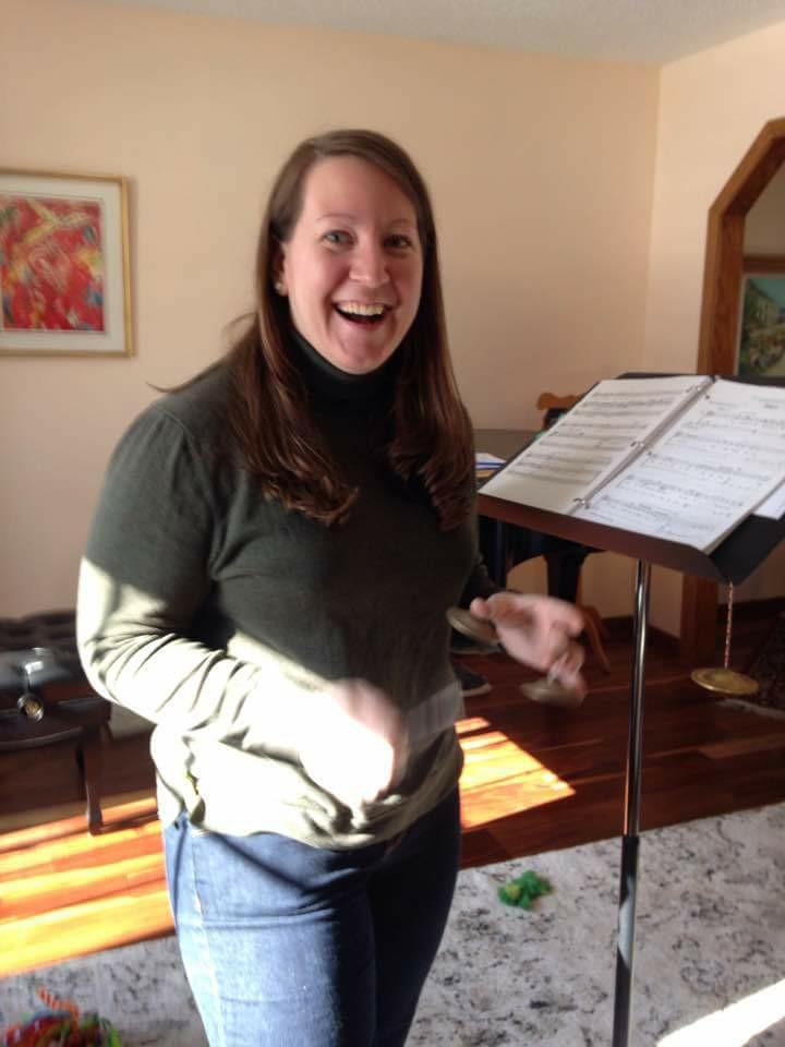 The joy of rehearsal
