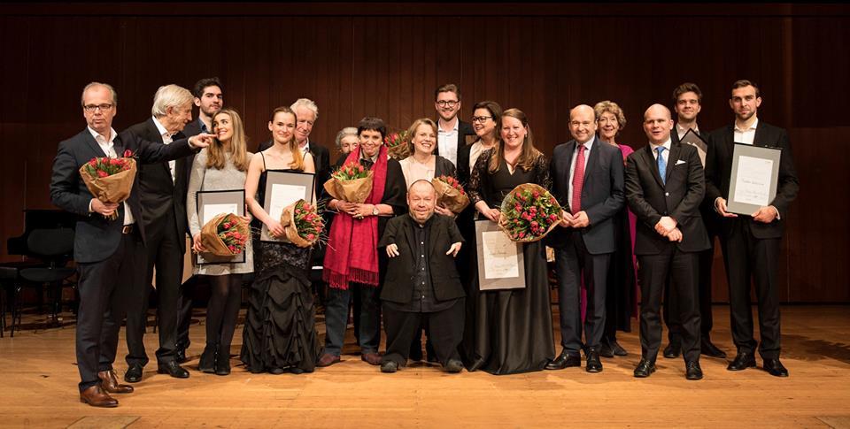 2017 Das Lied Prize Winners and Jury