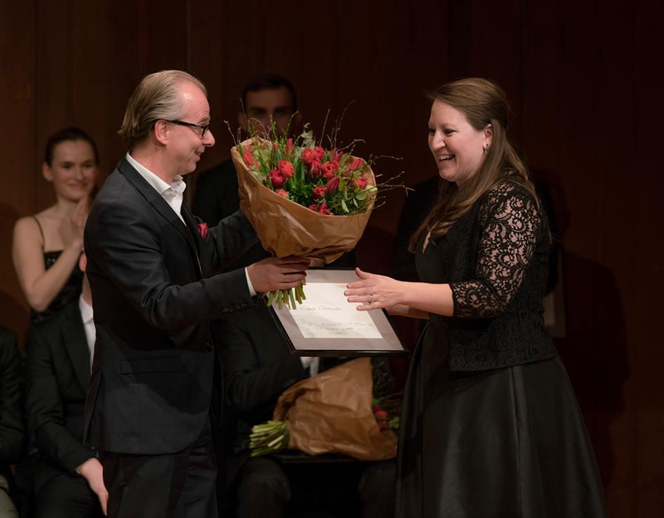 Second Prize 2017 Das Lied