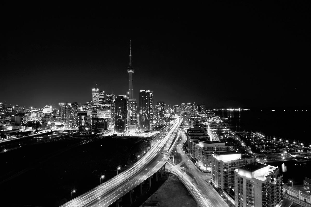"The New York Times calls Toronto Canada's ""premier city."""