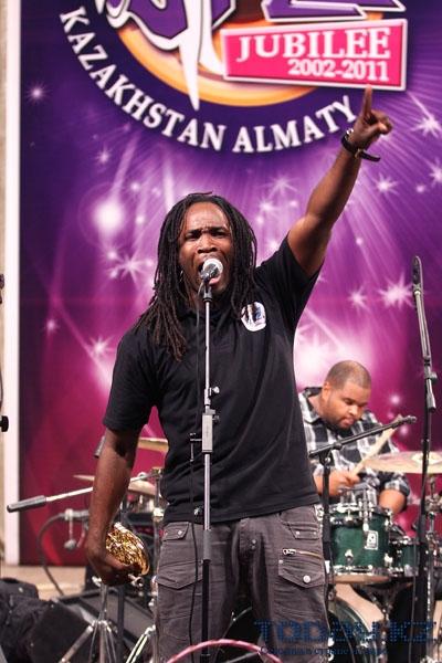July 5 Shamarr Allen & the Underdawgs