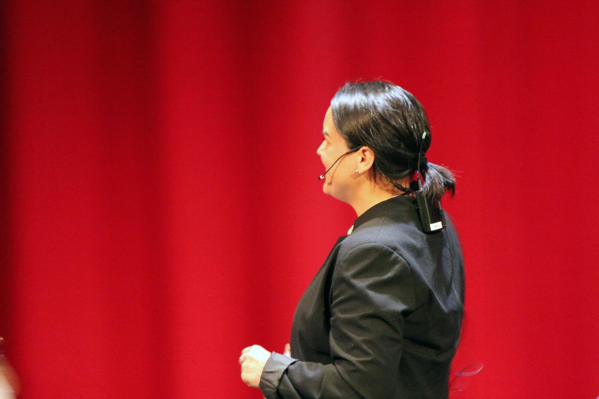Carol Anne Hilton, Transformation International
