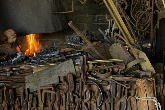 Tools of the Blacksmith