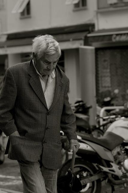 Man in a Tweed Jacket