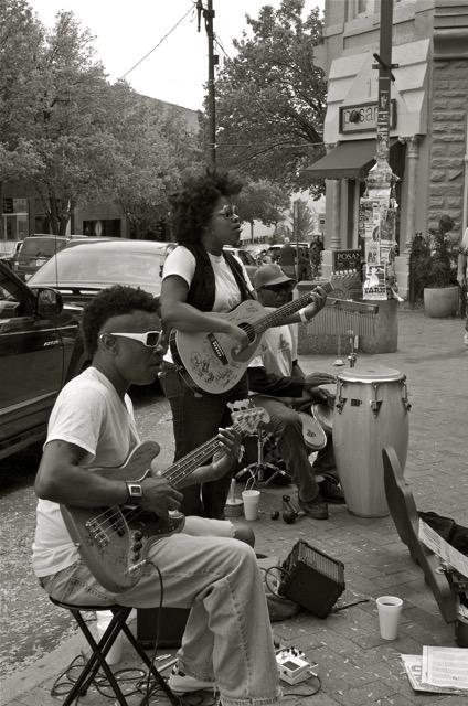 Music on the Street