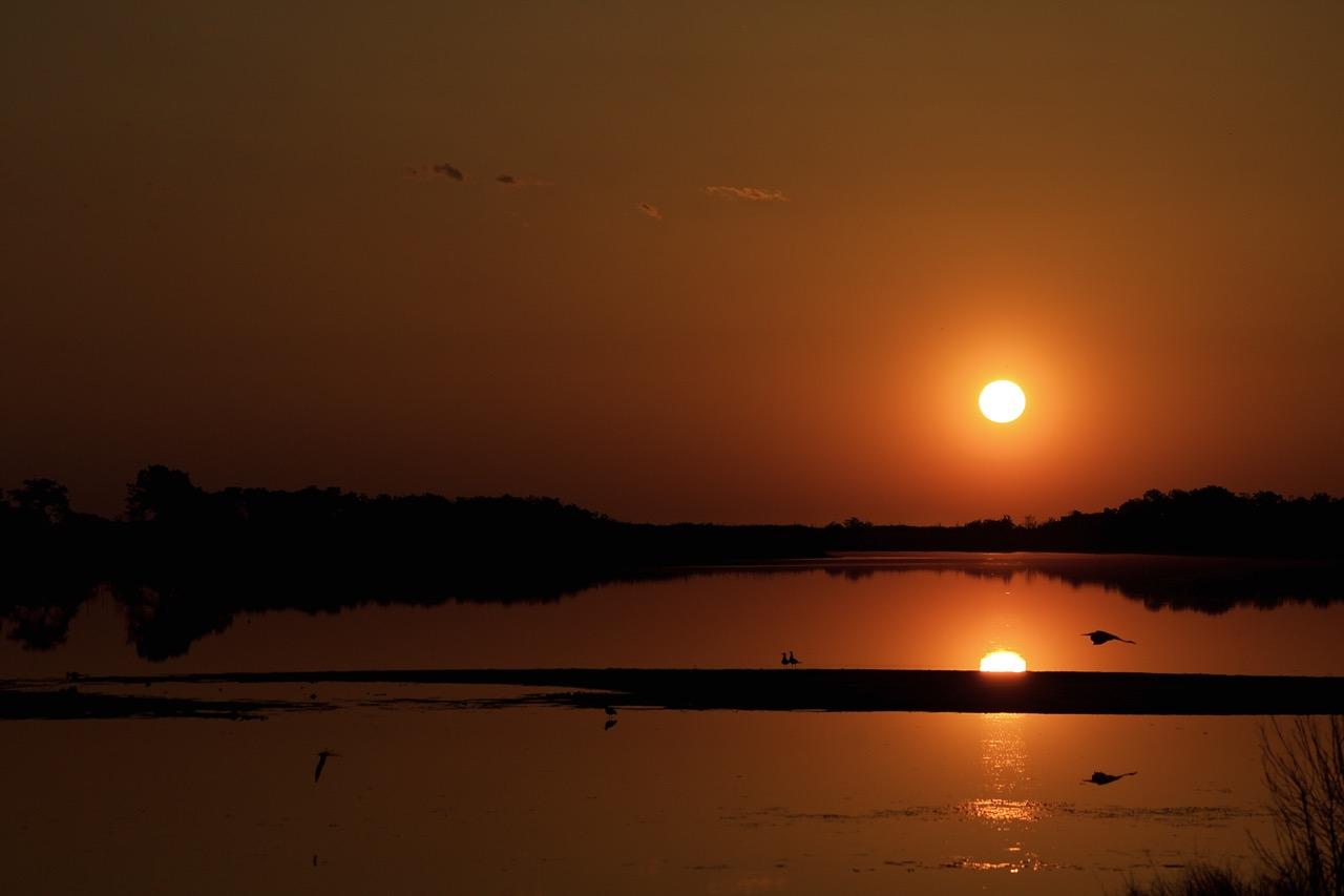 Gordon's Pond Sunrise