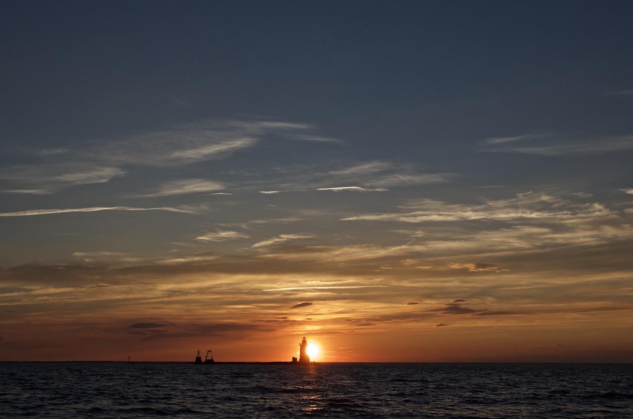 Lewes Sunset
