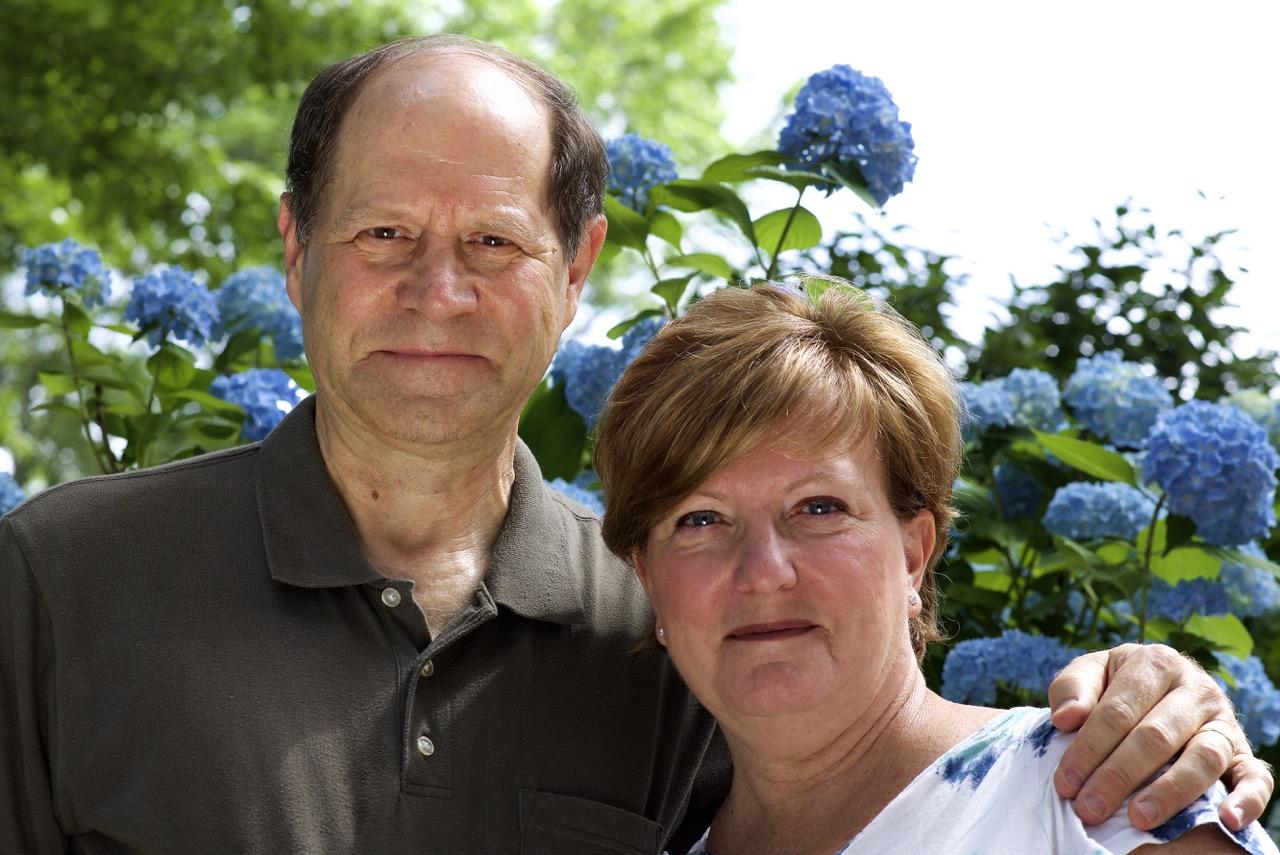 Fred & Linda