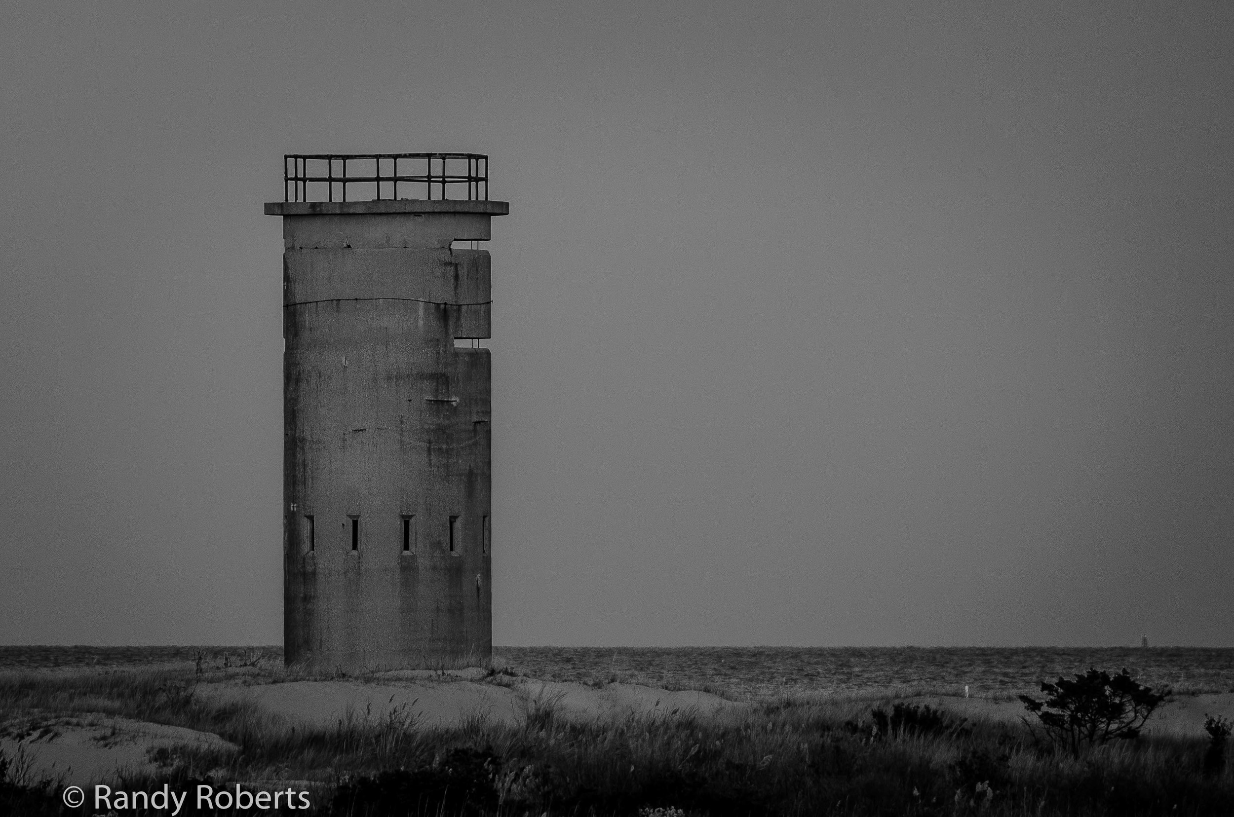 Cape Henlopen WWII Tower
