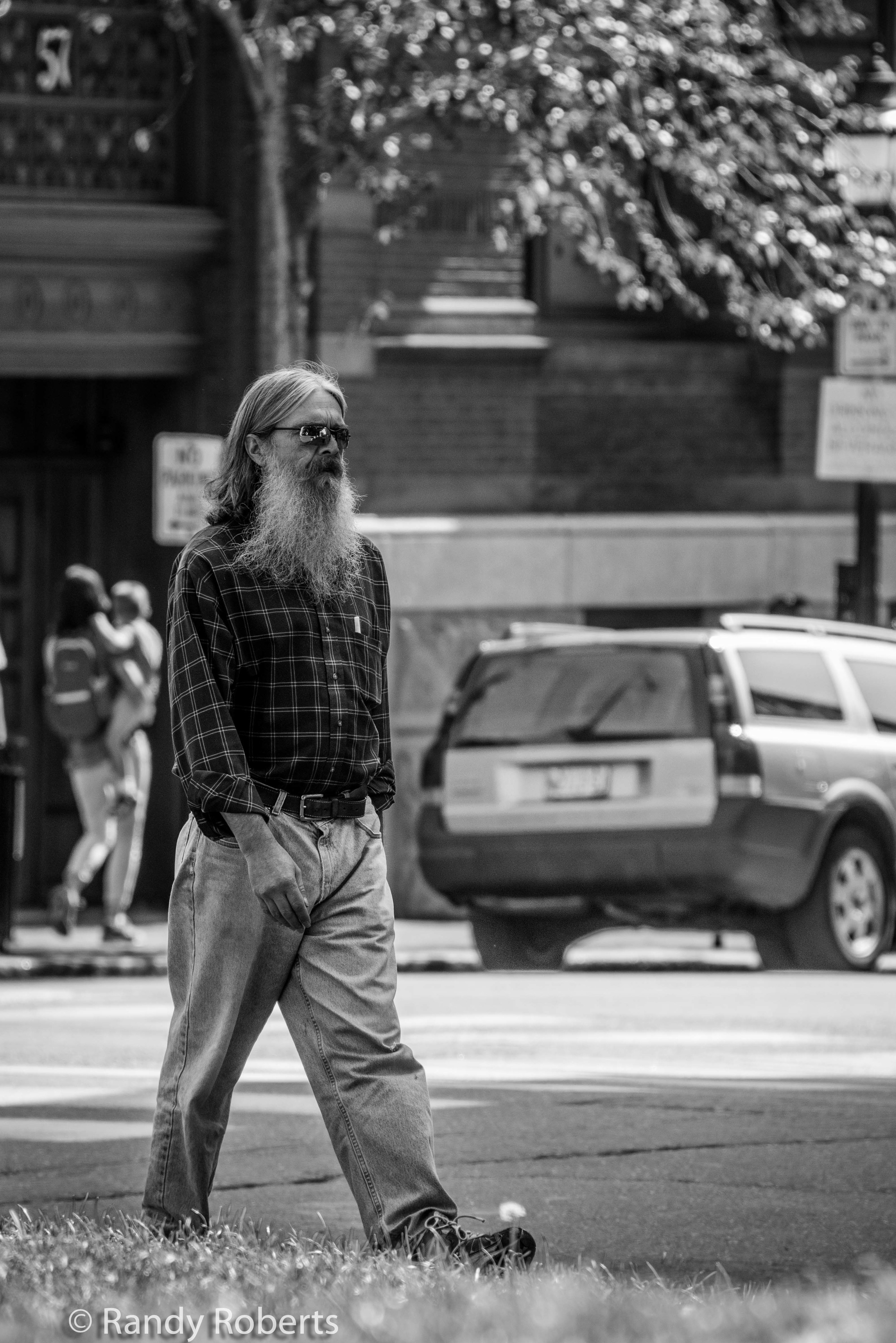 Portland Pedestrian