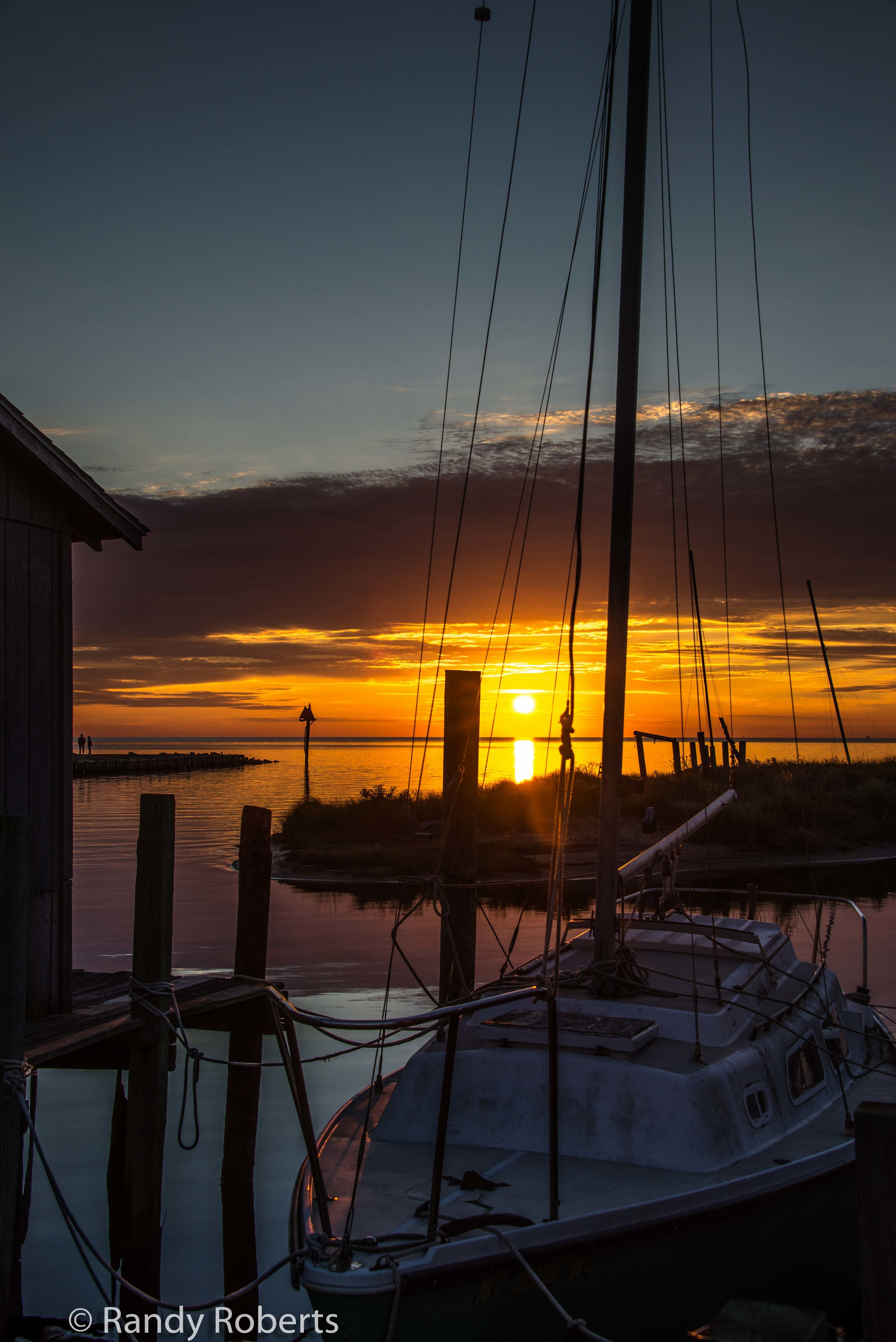 Kinnakeet Sunset