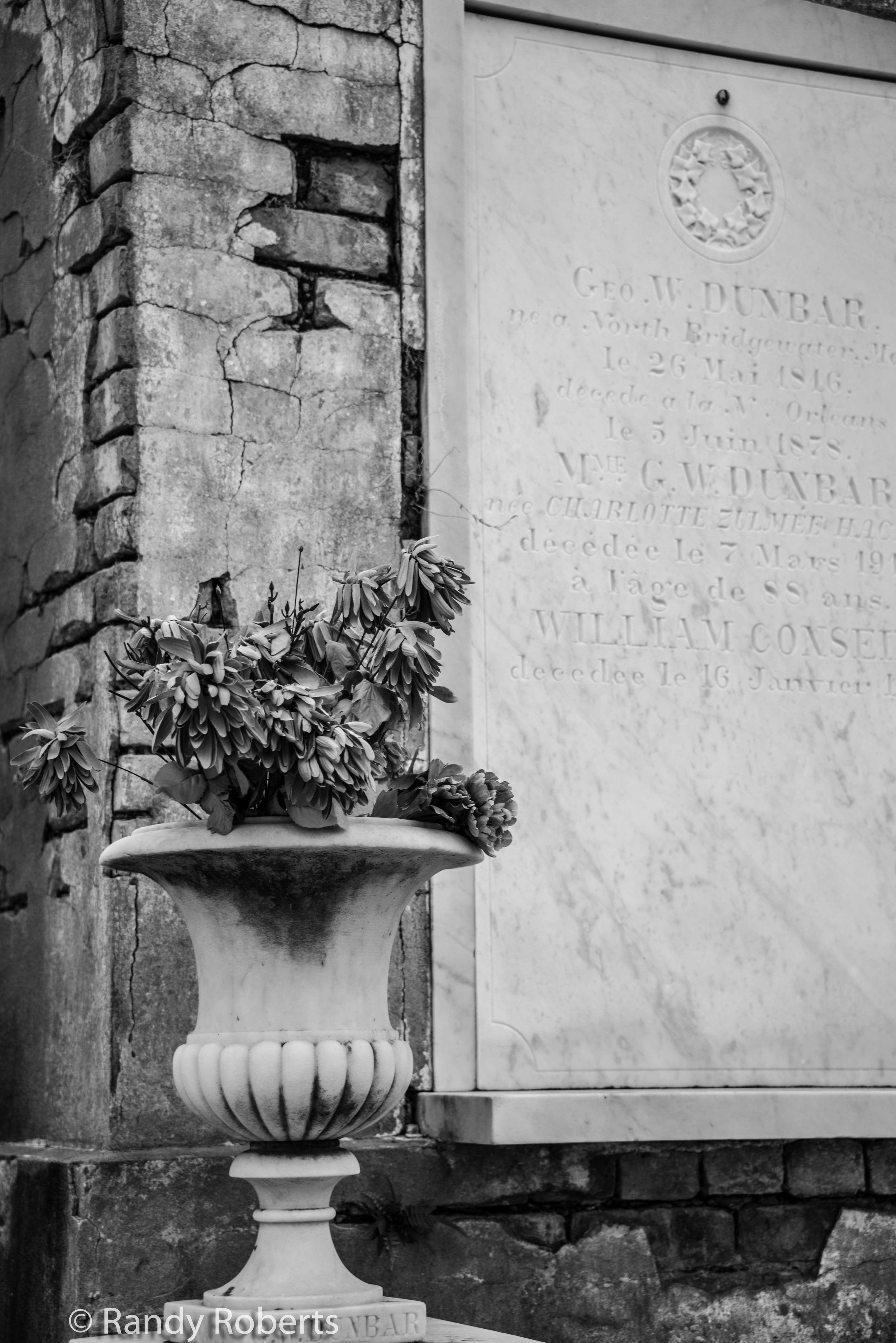 Dunbar Family Grave