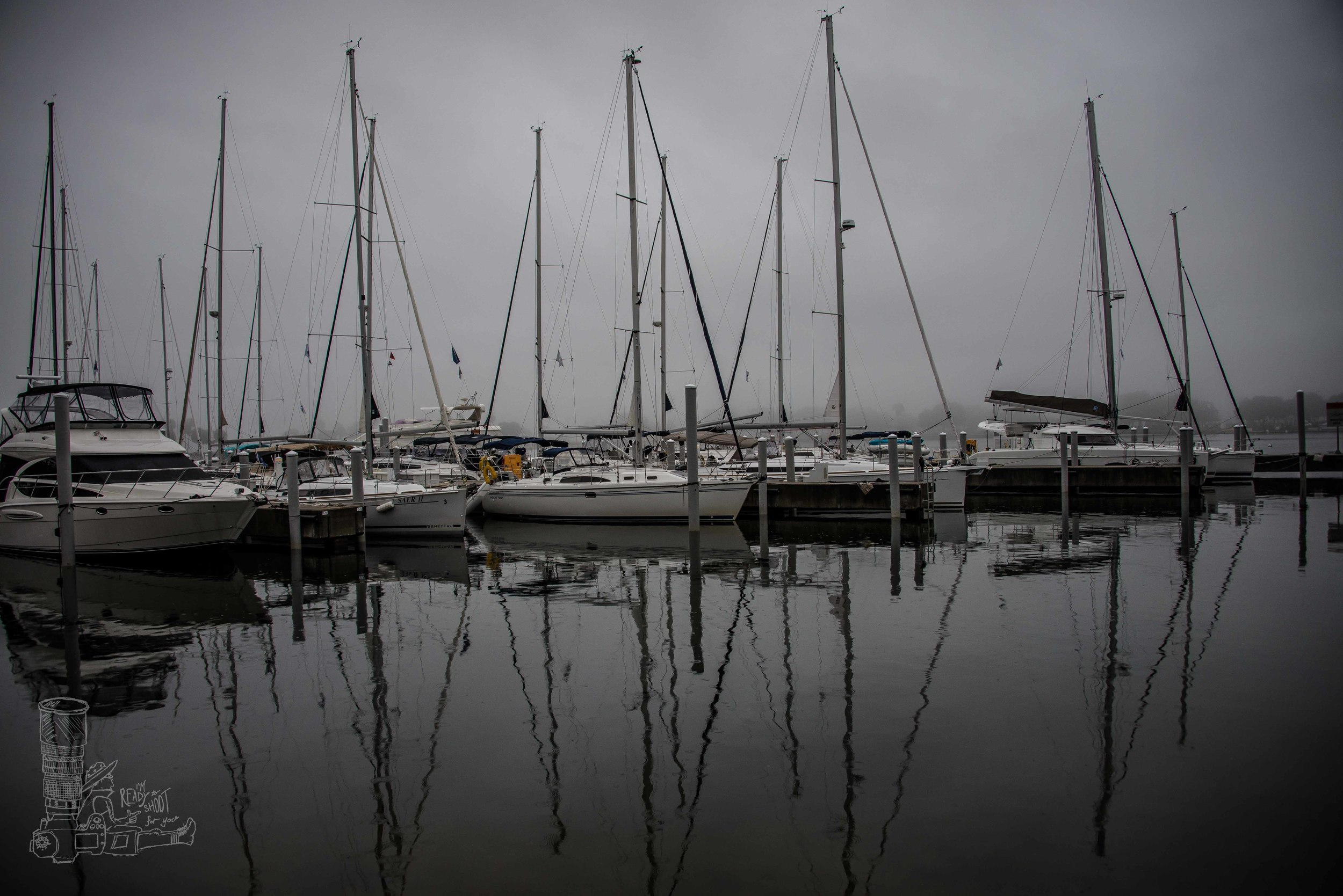 Harbor of St Pete