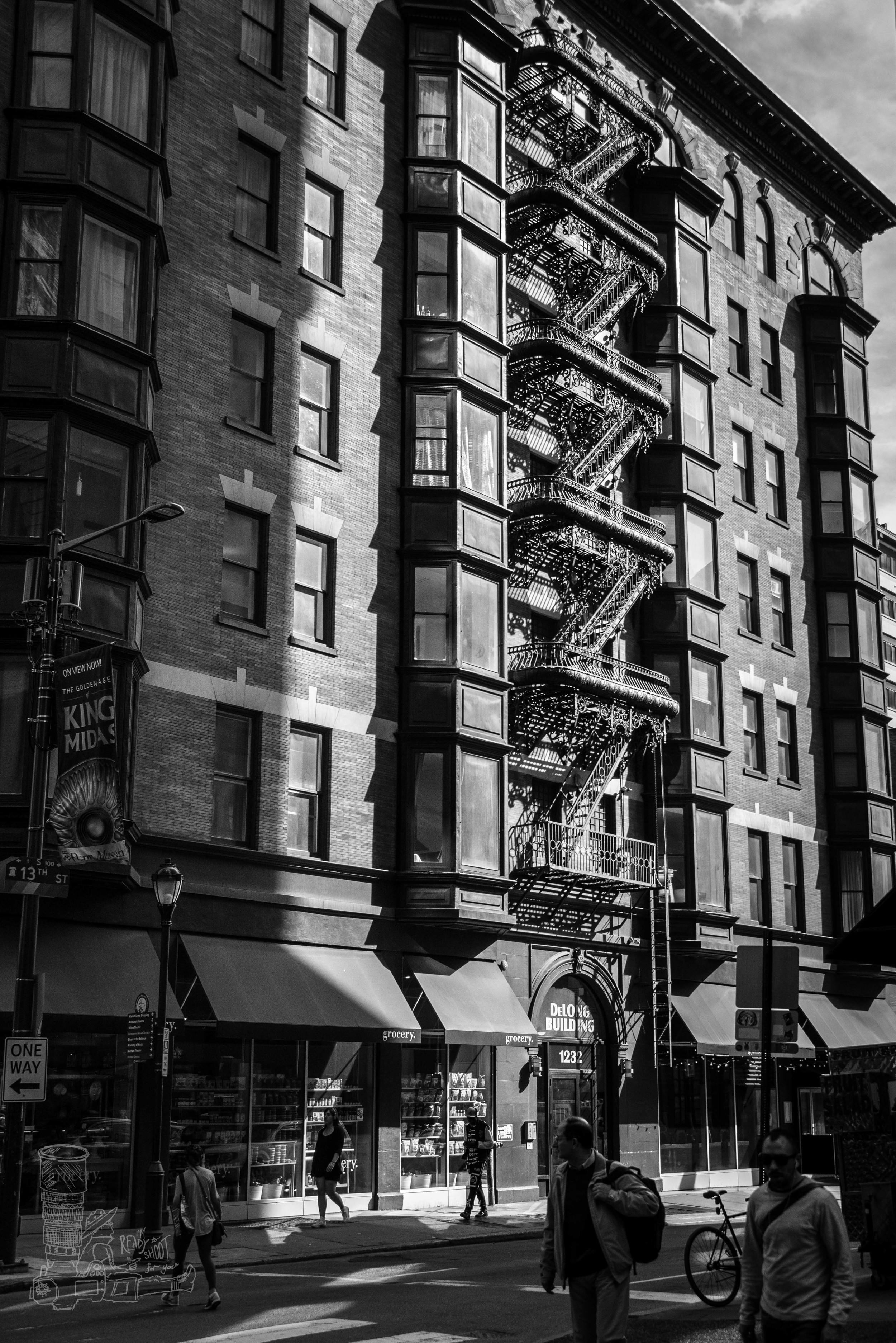 DeLong Building