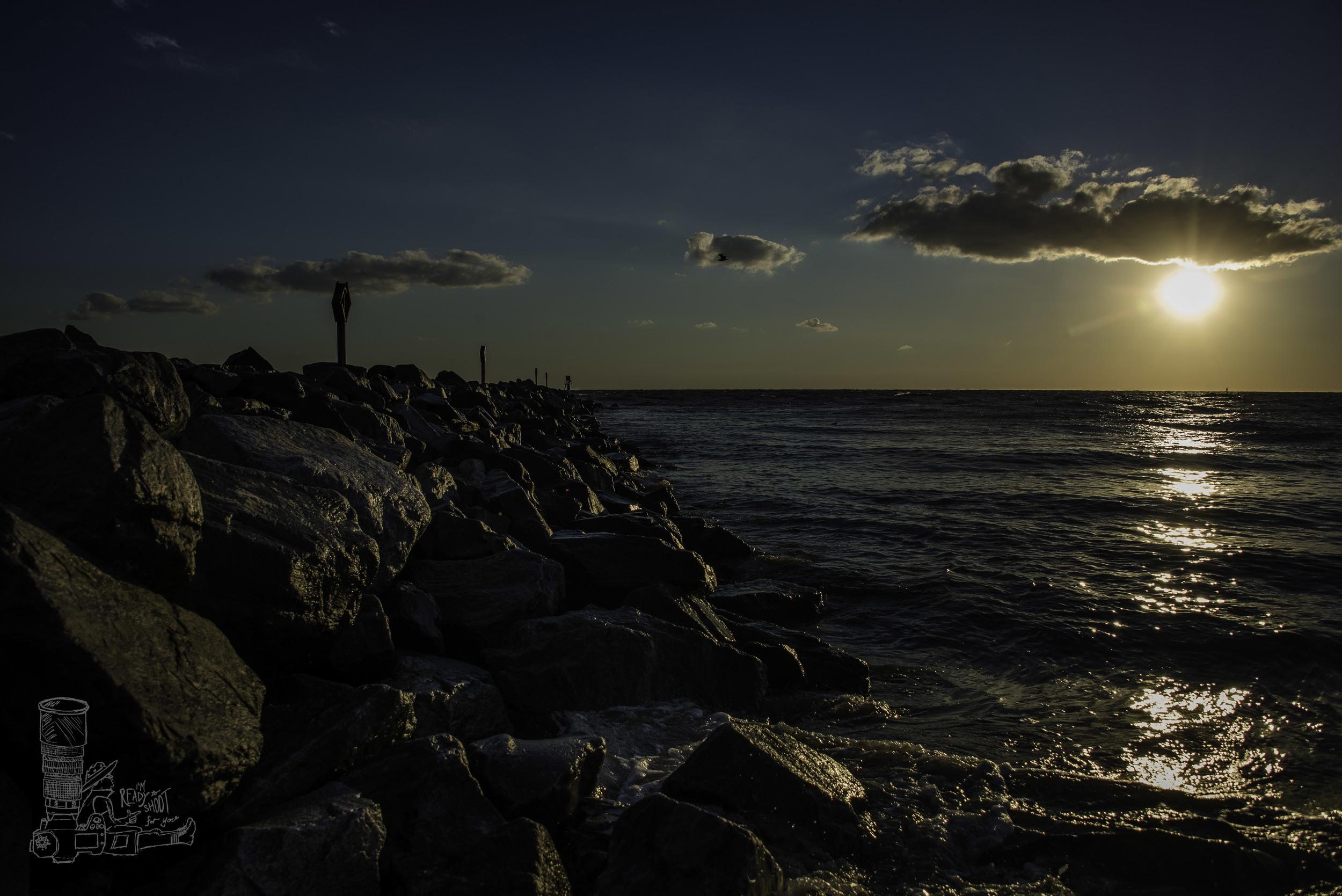 Lewes Beach Morning