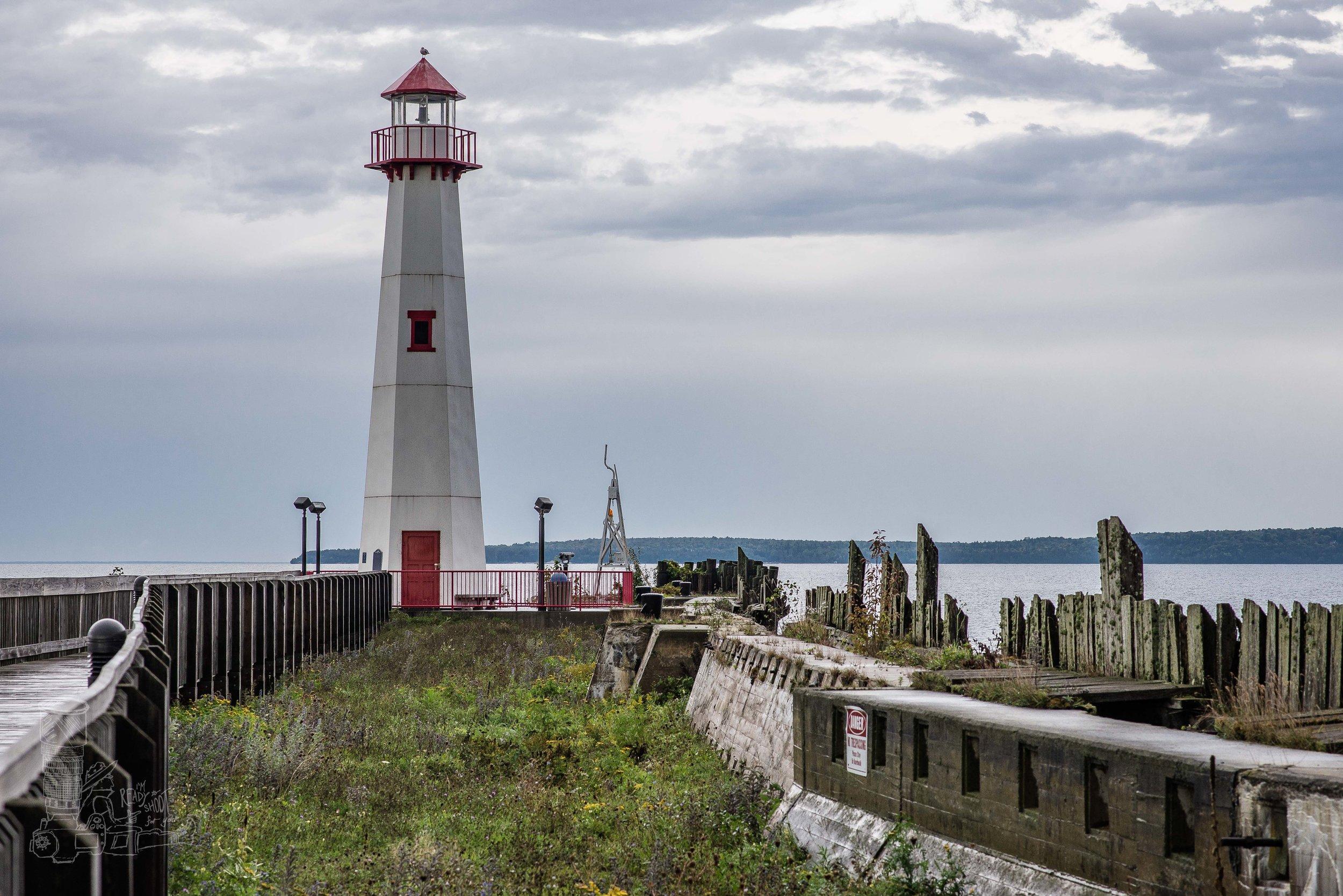 Lighthouse of St Ignace