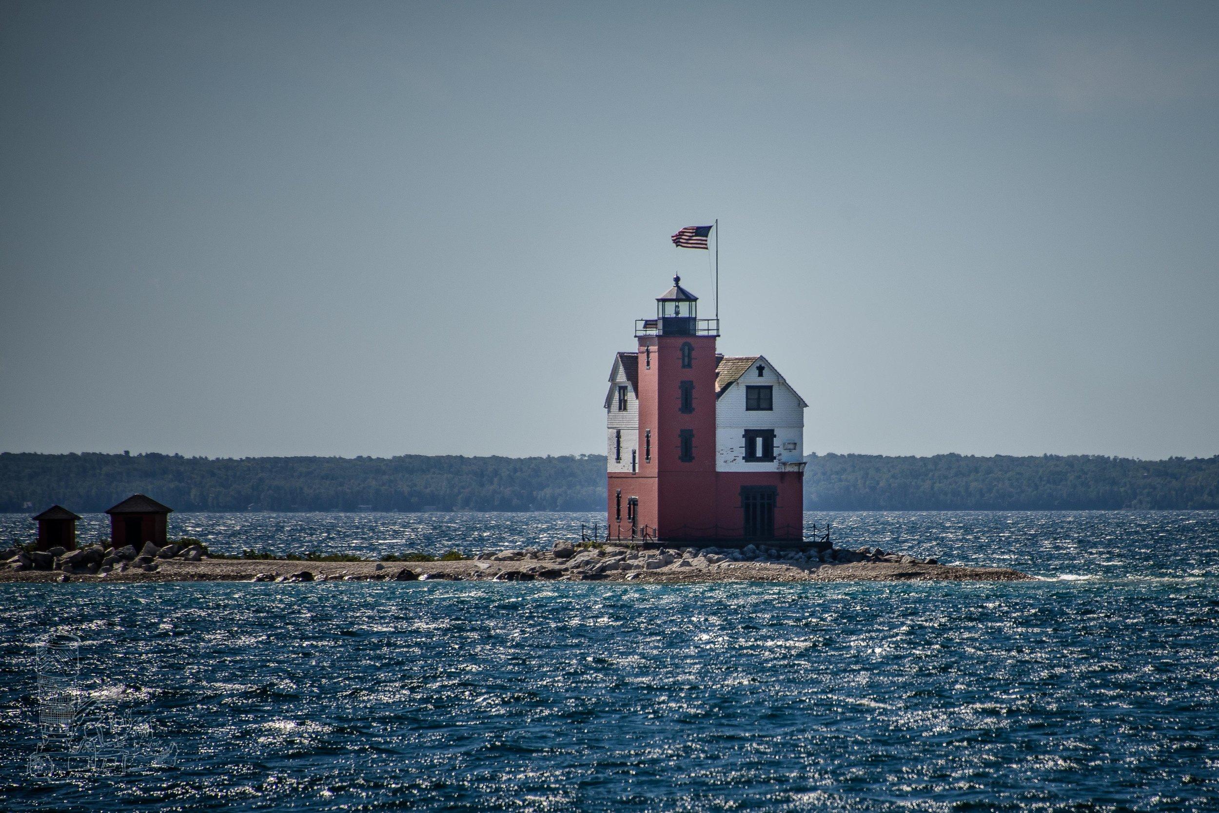Round Island Lighthouse