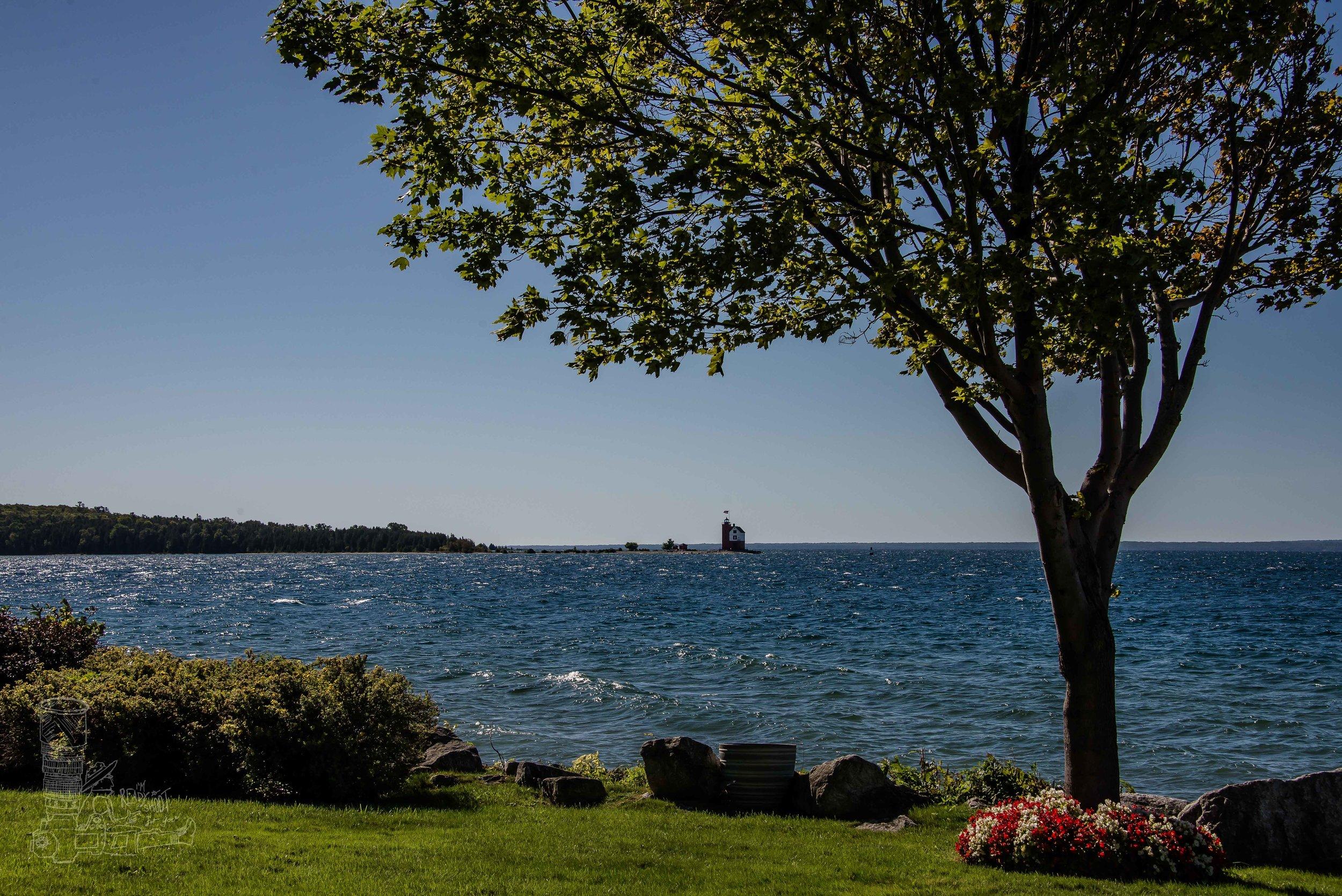 Shores of Mackinac Island