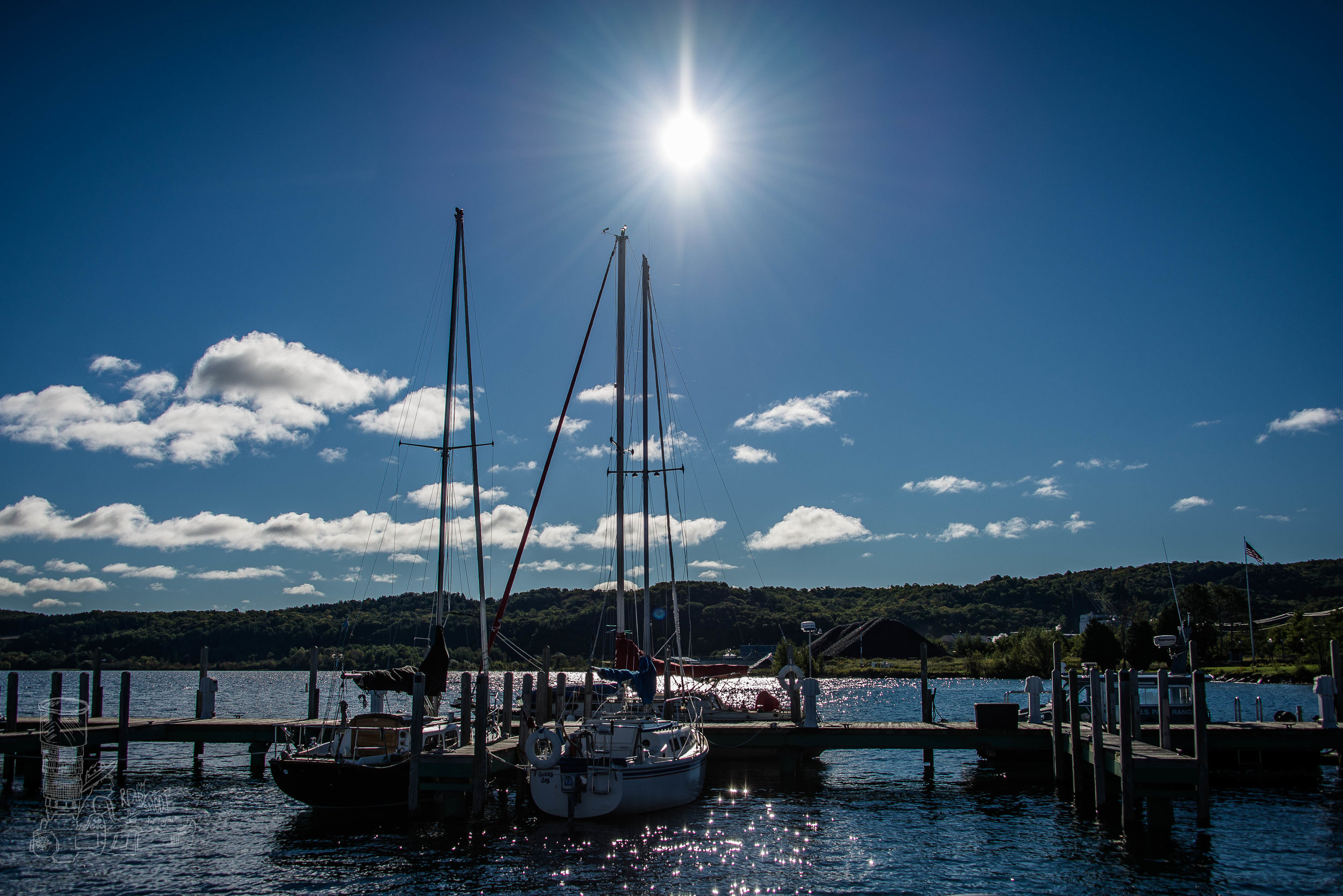 Munising Docks