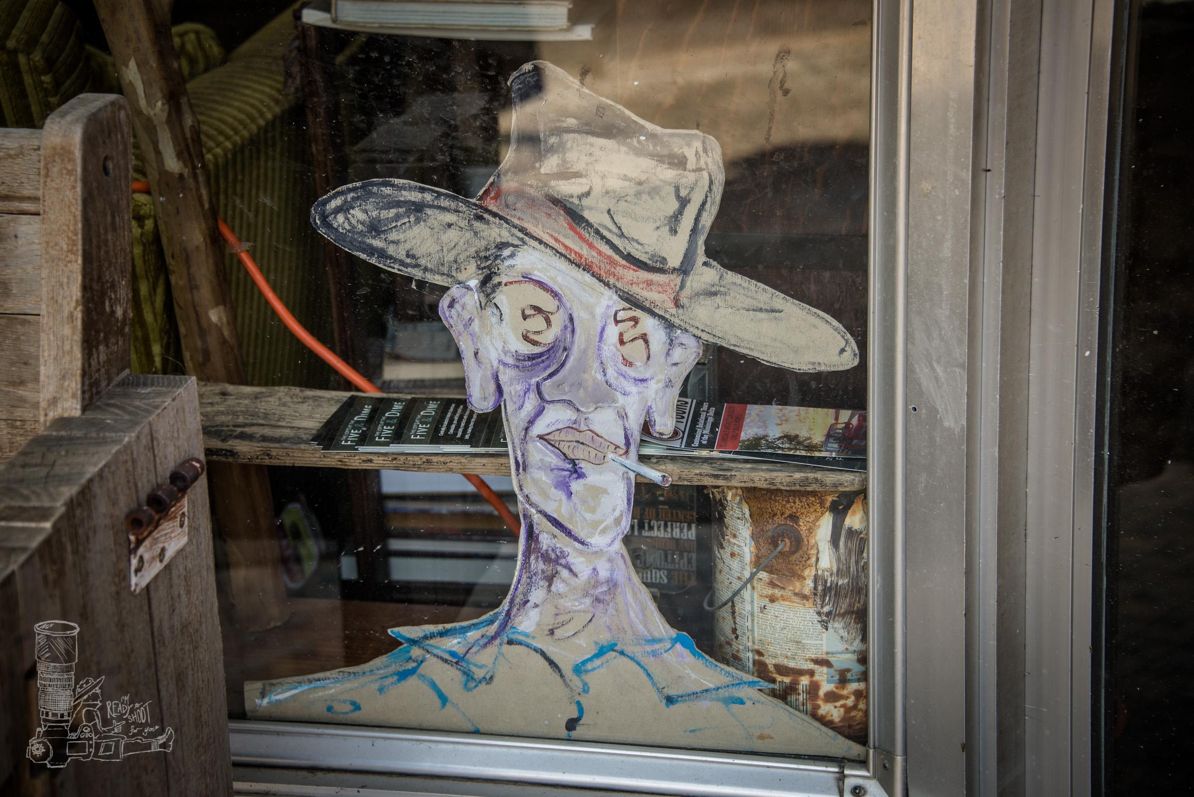Art in the Window