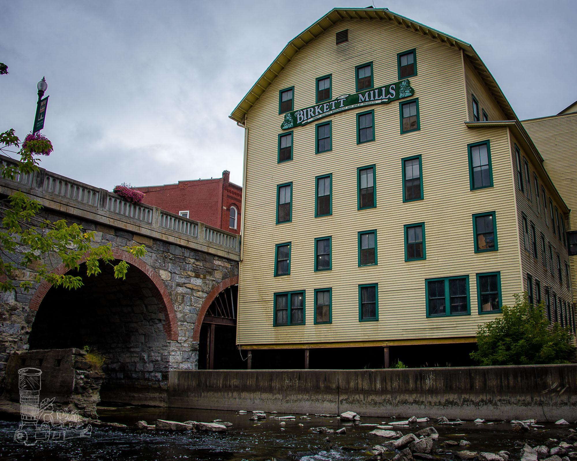 Birkett Mills