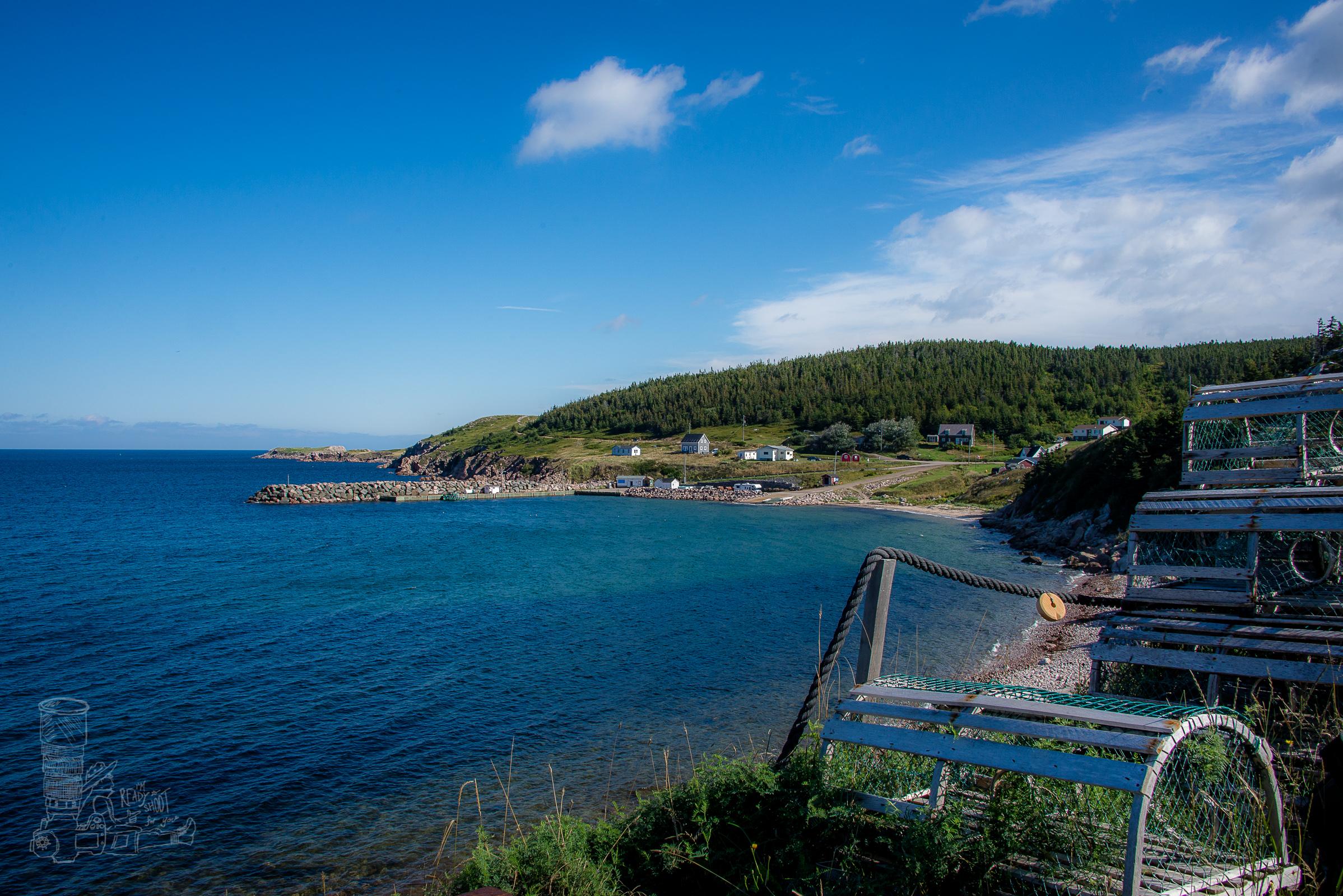 Cove of Cape Breton
