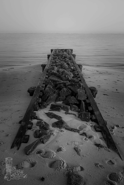 Lewes Beach Jetty
