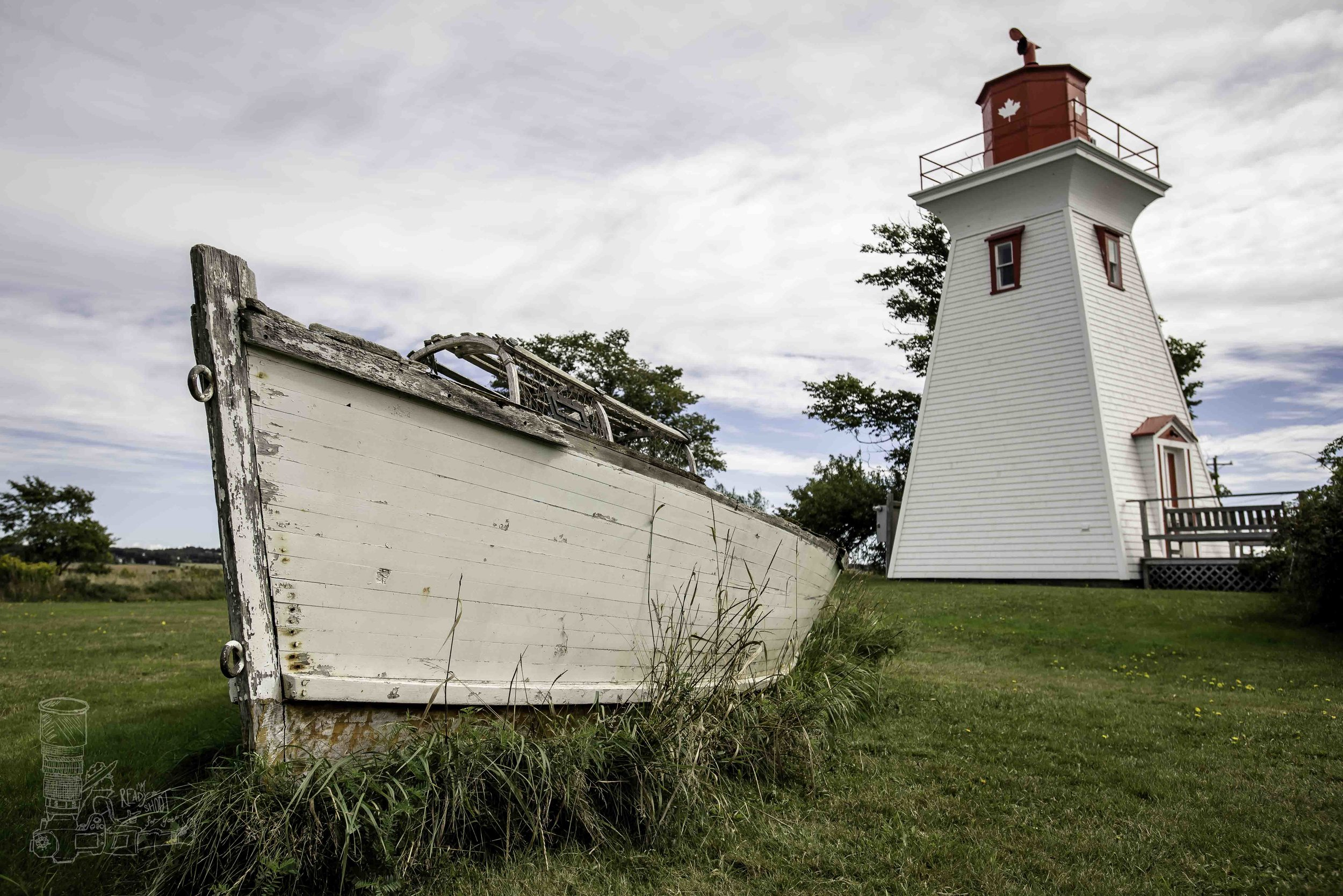 Victoria, PEI Lighthouse