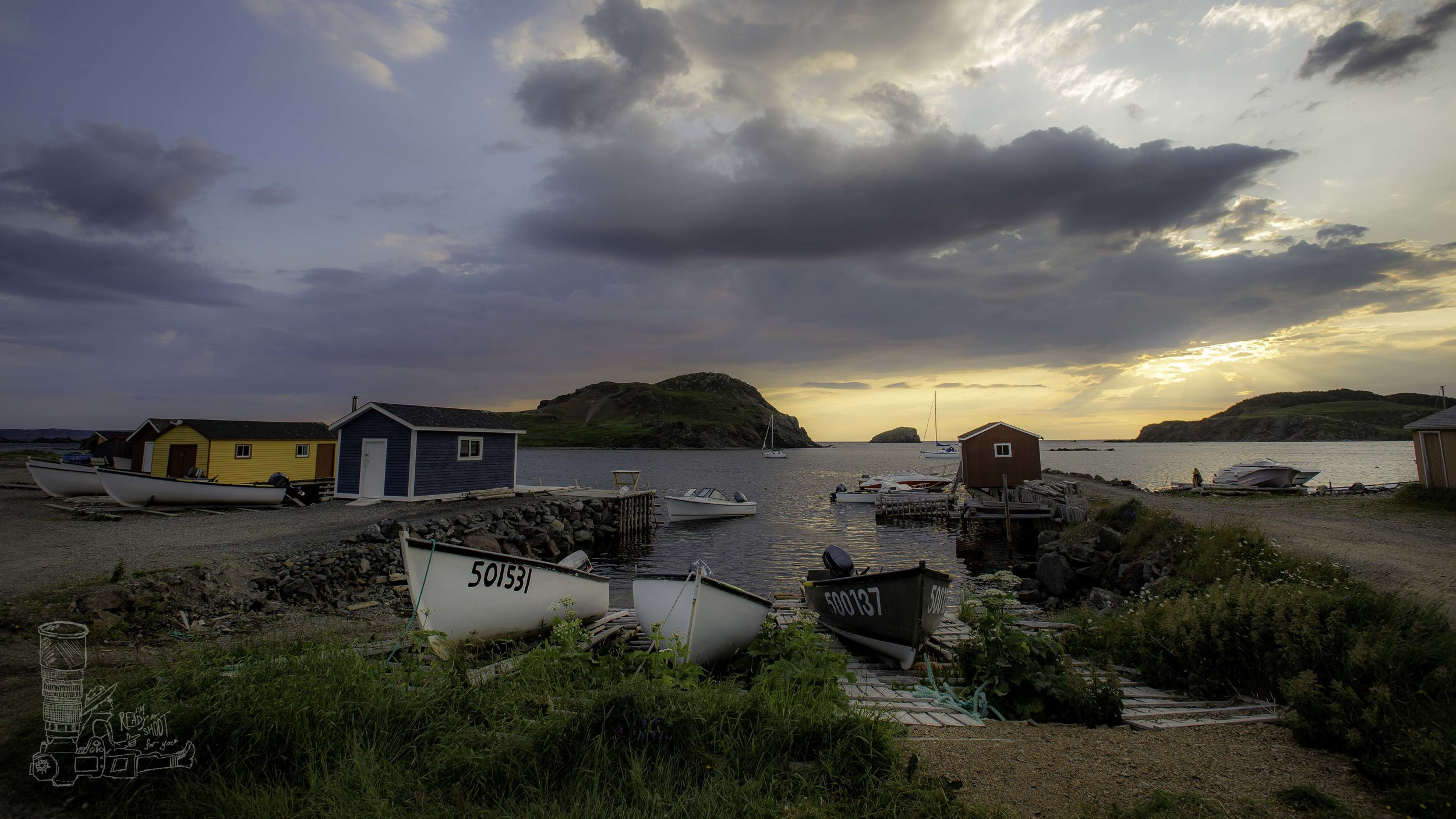 North Twillingate Harbor