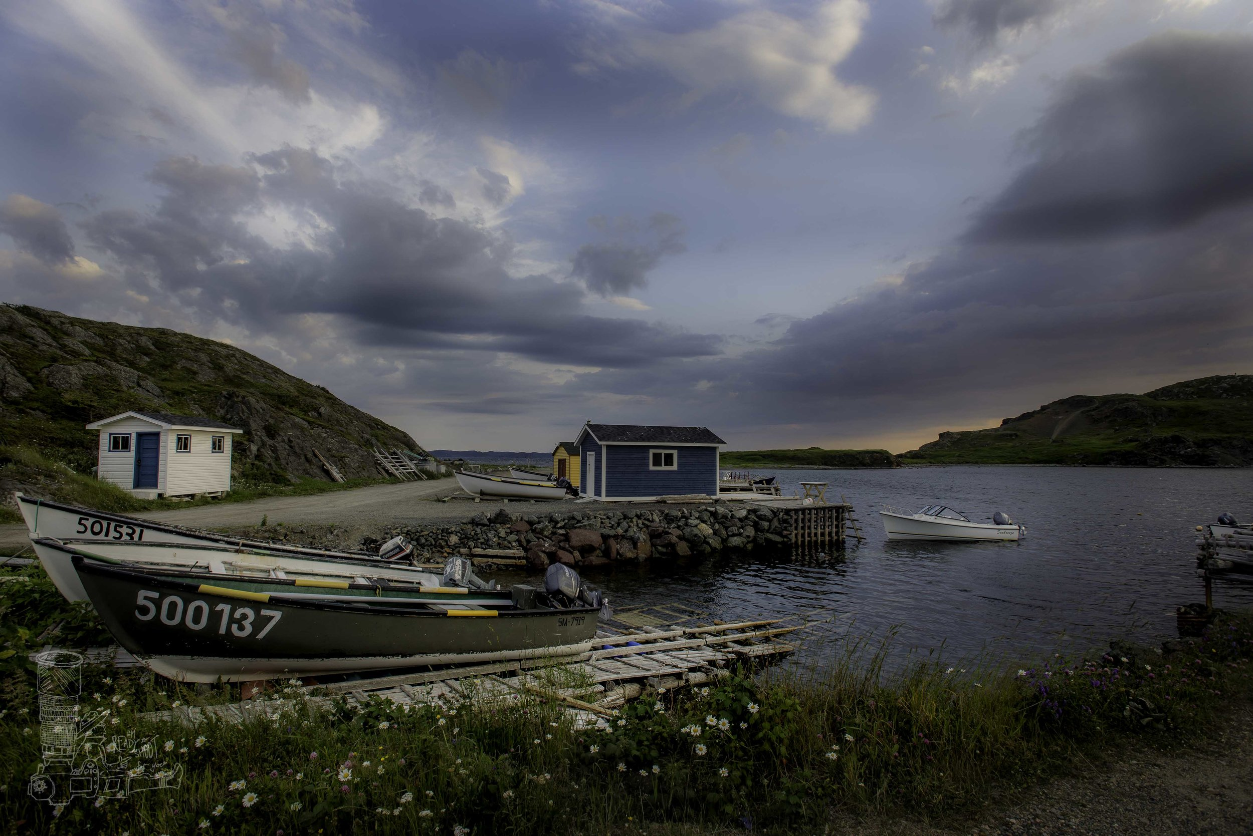North Twillingate Harbor II