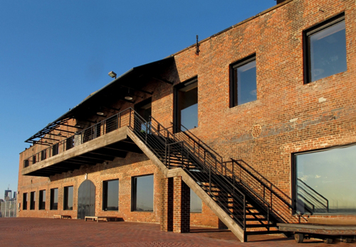 The Liberty Warehouse