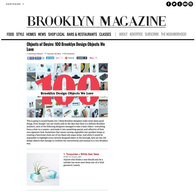 Brooklyn Magazine