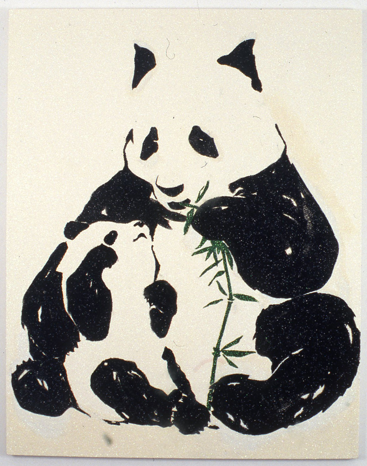 Power of the Panda (Parent and Child)