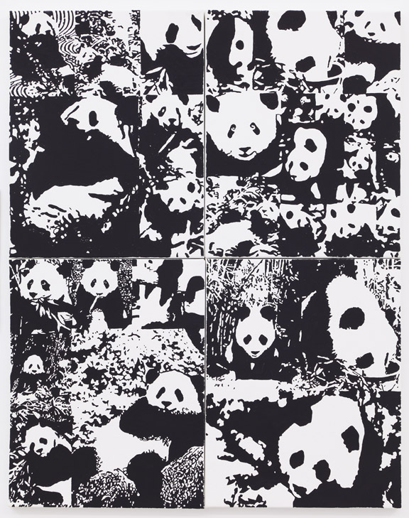 World of Pandas (All Day Long)