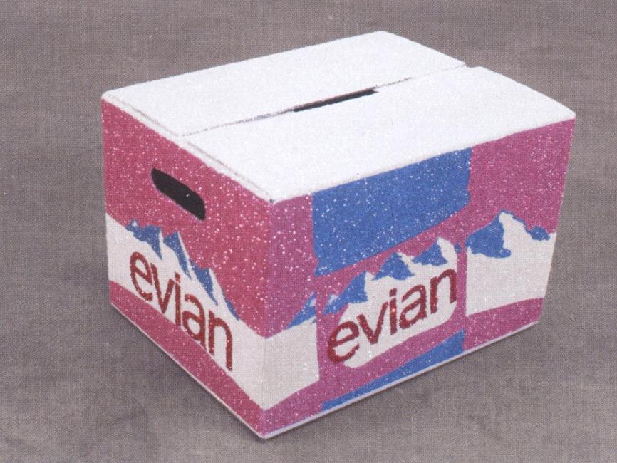 Le Petit Carton de Evian