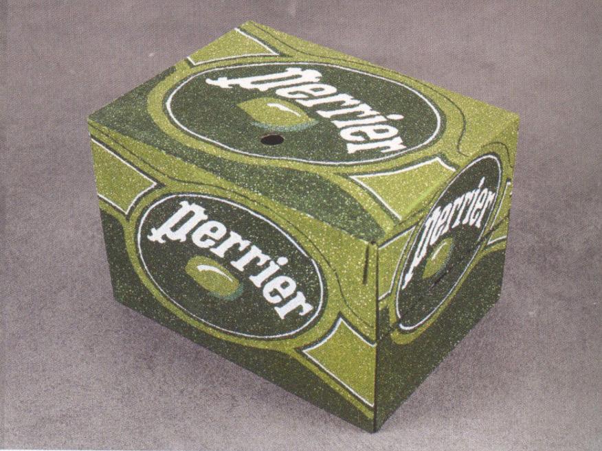 Un Carton de Perrier