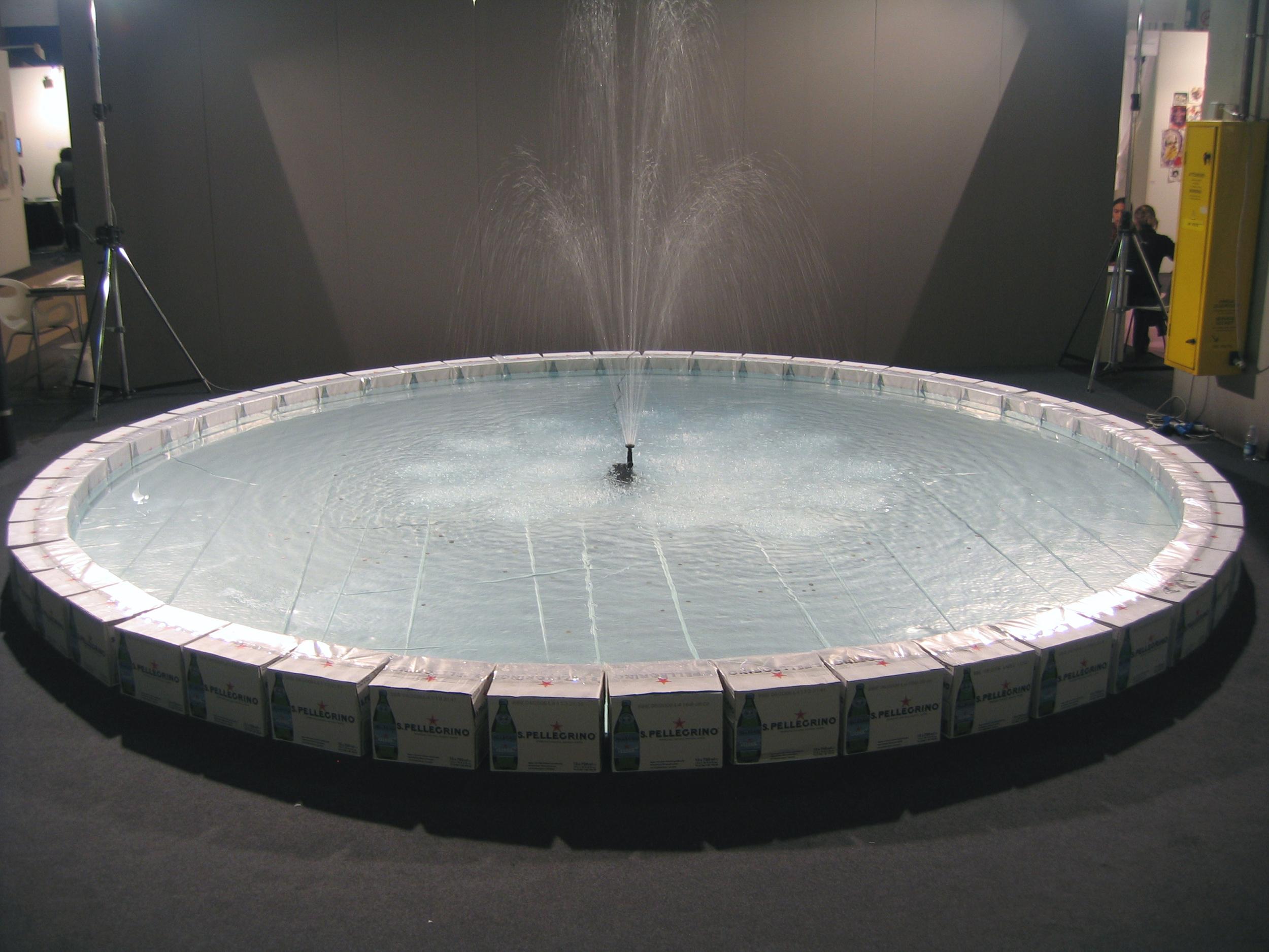S. Pellegrino Fountain